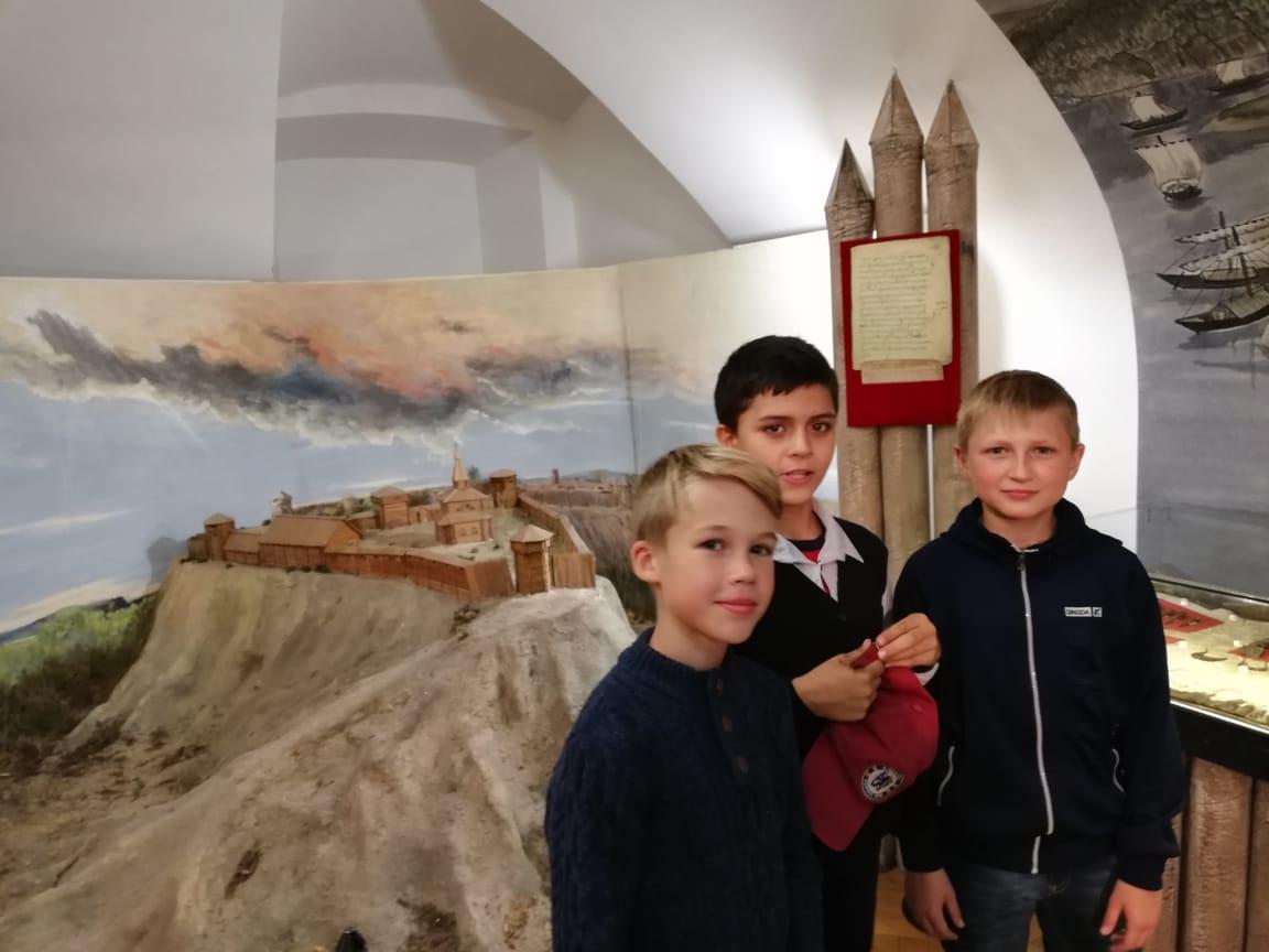 Музейные экскурсии