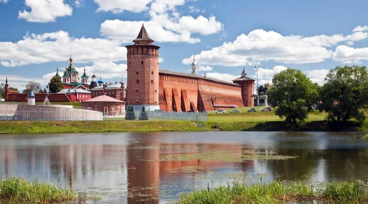 Экскурсионный тур Москва-Коломна - 4 дня