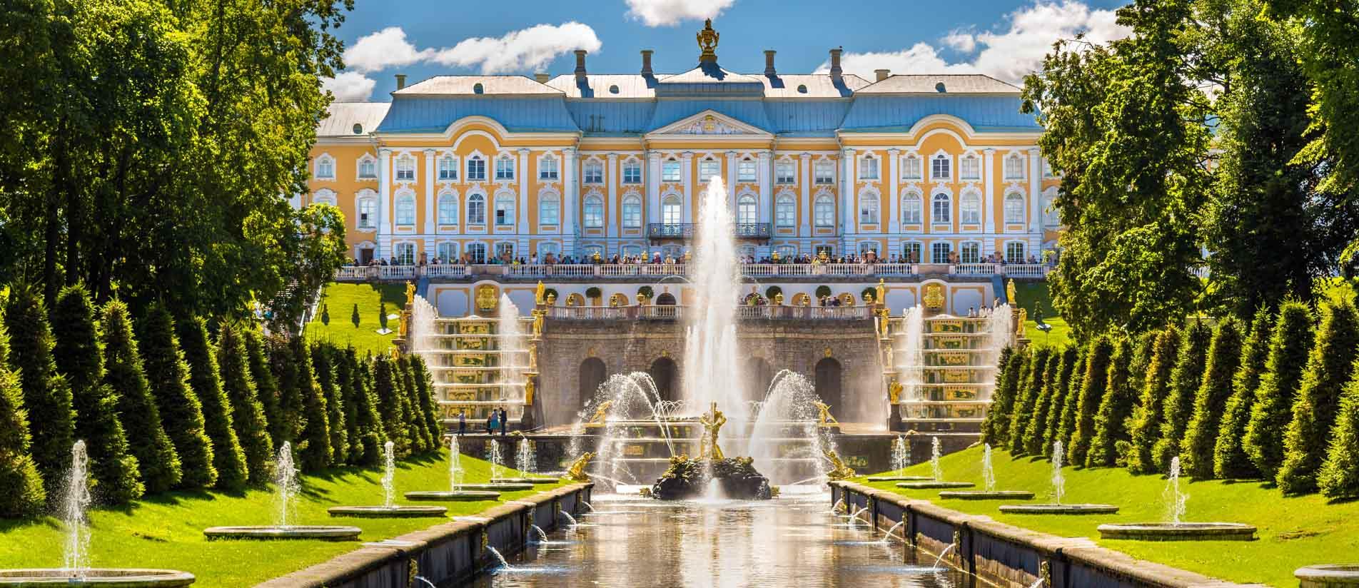 Дворцовый Петербург